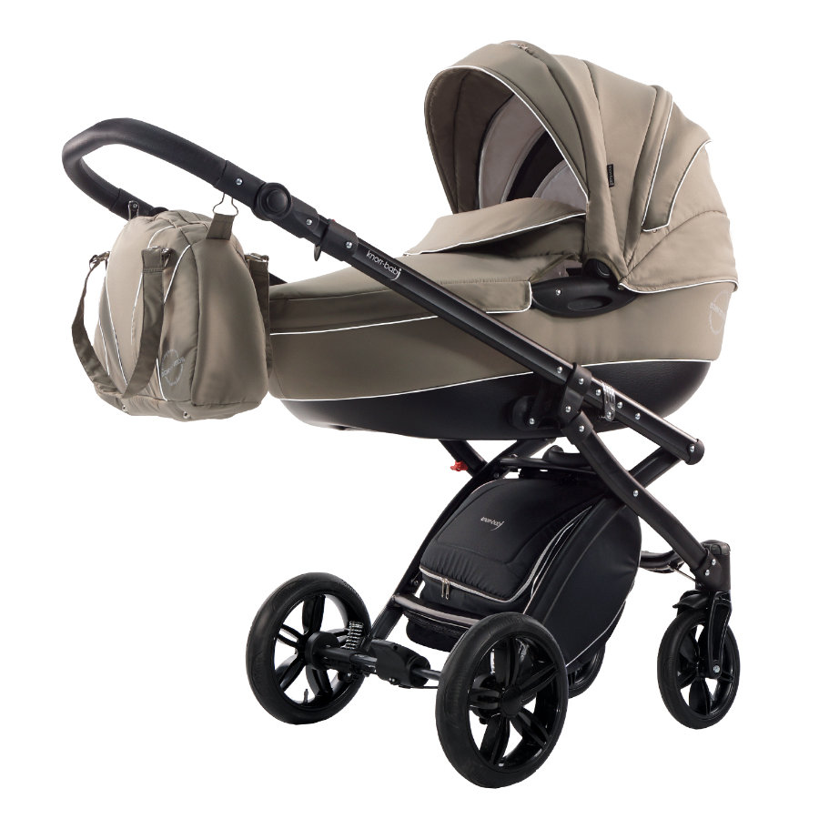 Knorr-Baby Combi kinderwagen Alive Born to Ride beige