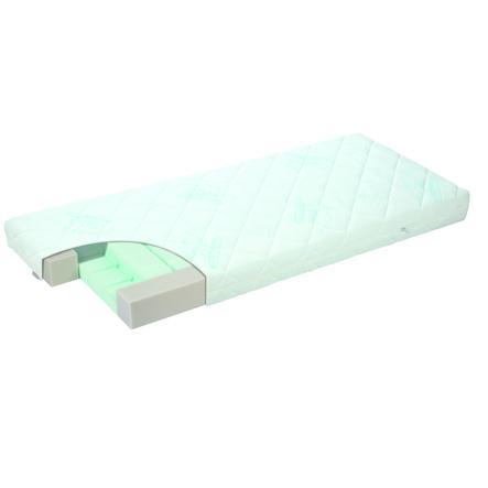 ALVI Materasso*MAX* con regolazione della temperatura 70 x 140 cm - Foder Medicott&Dry