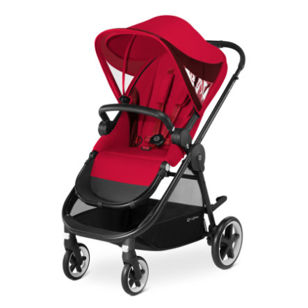cybex GOLD Kinderwagen Iris M-Air Infra Red - Red