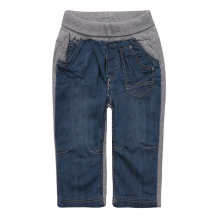 KANZ Boys Jeanshose dark blue denim