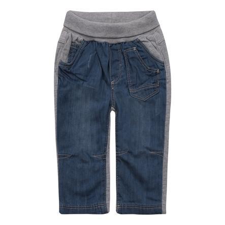 KANZ Boys Pantalon en jean bleu foncé