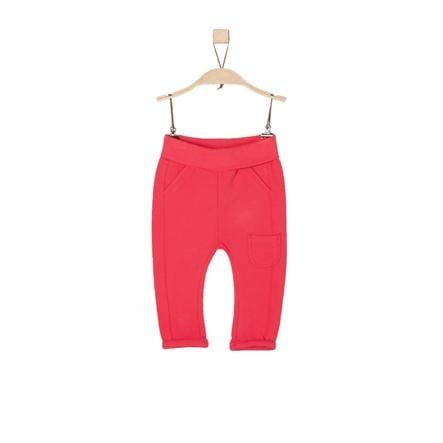 s.Oliver Girl s Pantalon de survêtement rose