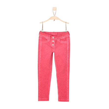 s.Oliver Girls Jeggings pink