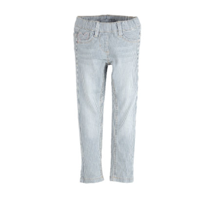 s.Oliver Girls Hose blue denim stretch
