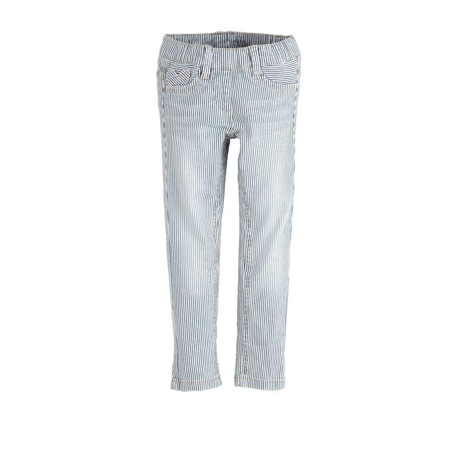 s.Oliver Girl s broek blauw denim rekbaar