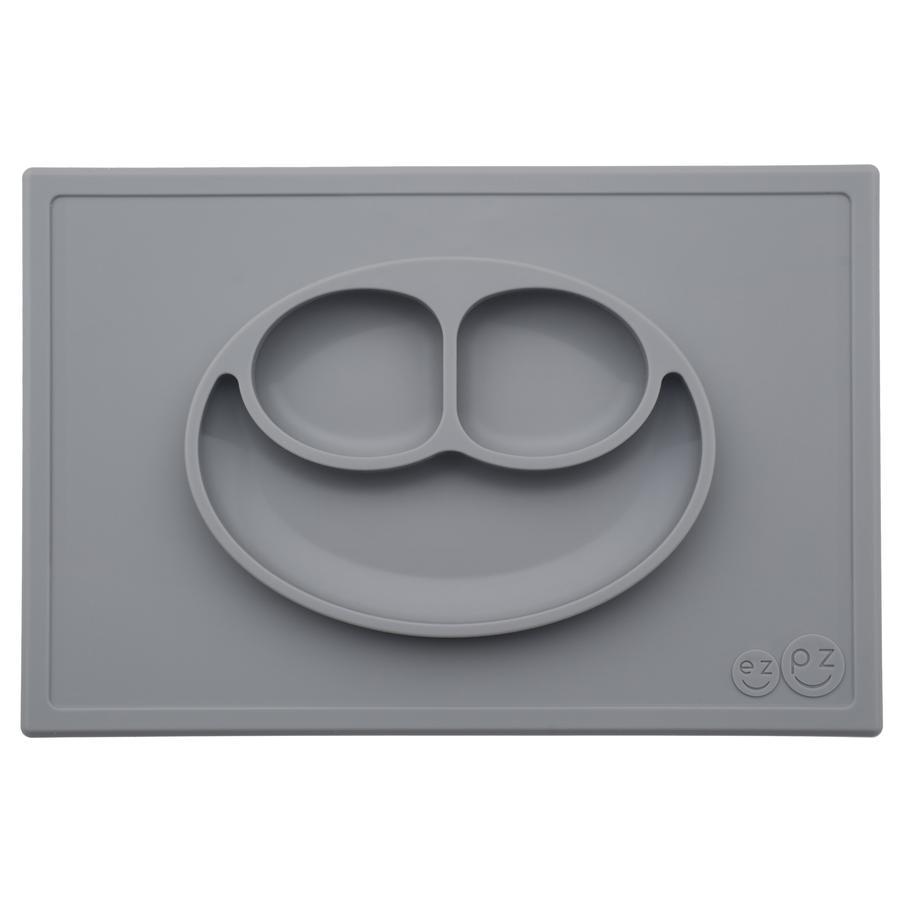 ezpz™ Happy Mat Essmatte grau  rutschfest