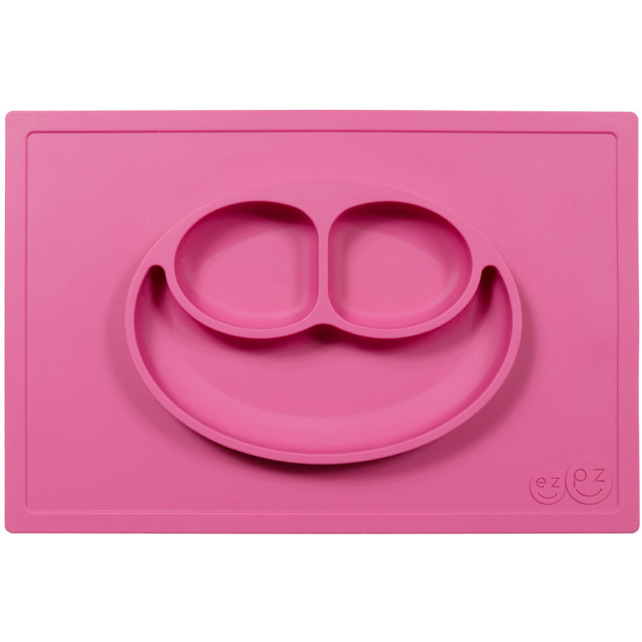 ezpz™ Happy Mat antislip Eetmat, roze