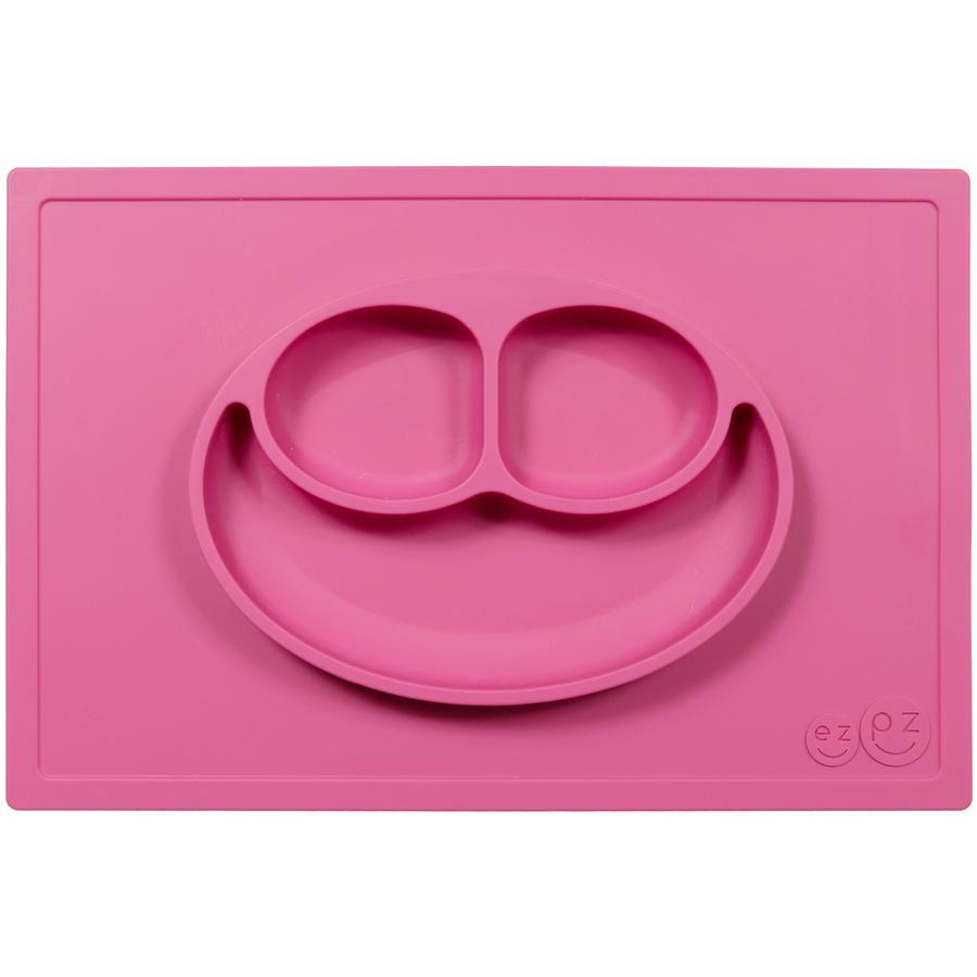 ezpz™ Happy Mat Essmatte pink rutschfest