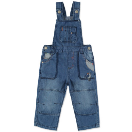 STACCATO Boys Latzhose blue denim