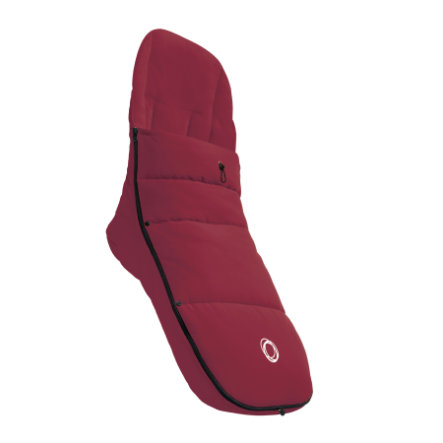 bugaboo Fußsack Ruby Red