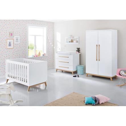 Pinolino Chambre d'enfant Riva, armoire 2 portes