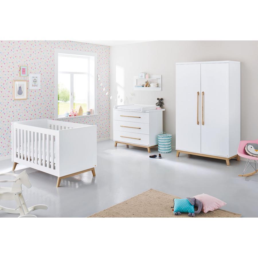 Pinolino Dormitorio infantil Riva 2 puertas