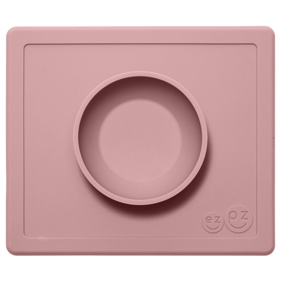 ezpz™ Happy Bowl Essmatte rosa rutschfest