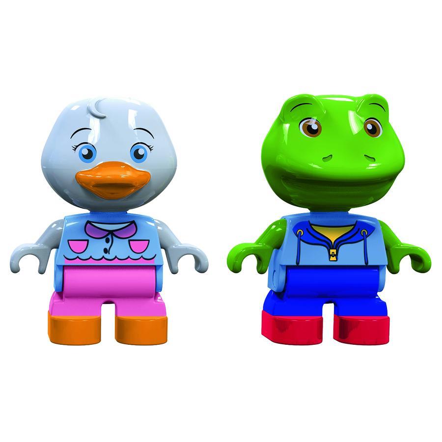 AquaPlay Personaggi Anatra e Rana