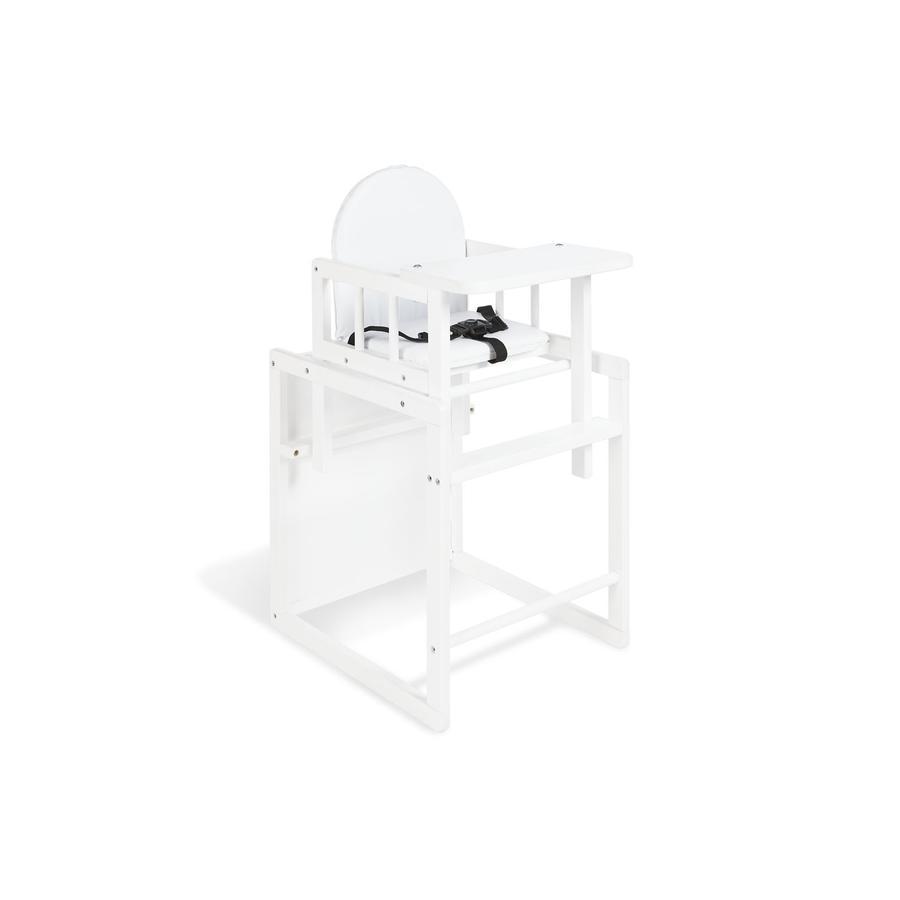 Pinolino kombinovaná židlička Lene bílá