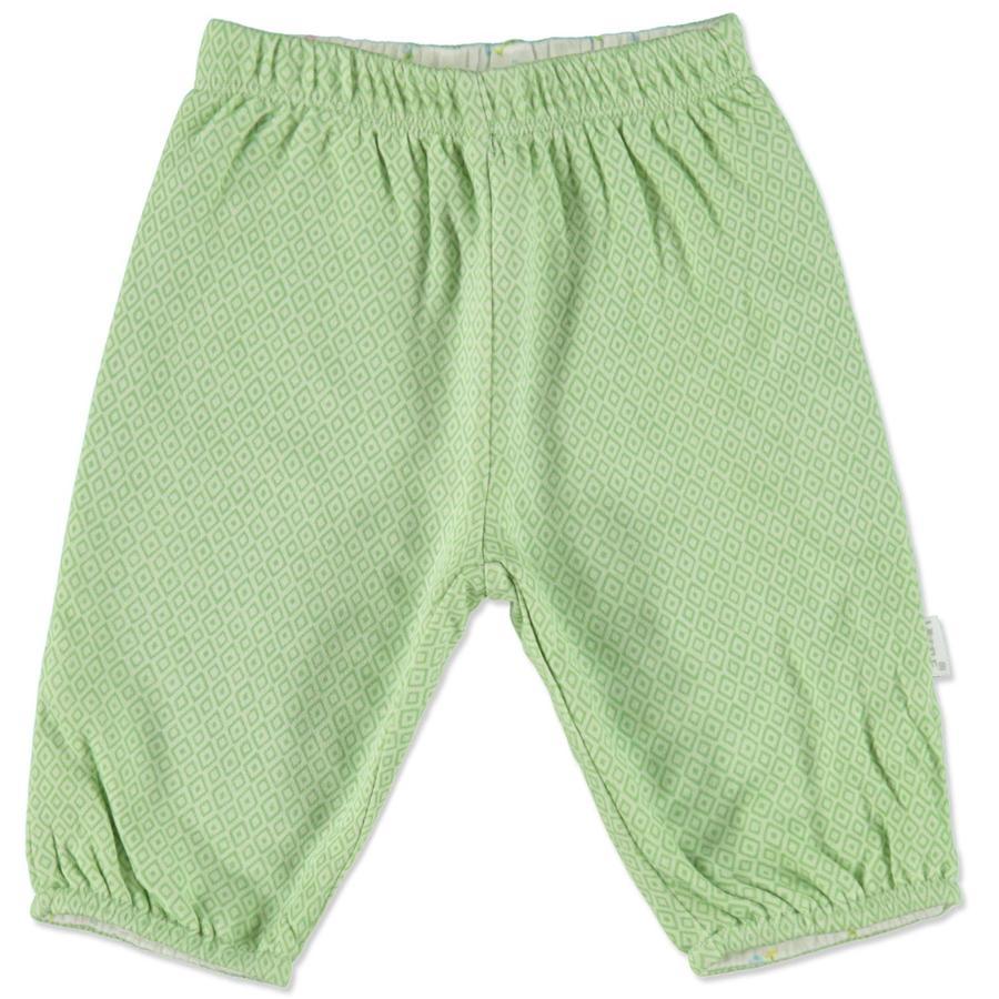 LITTLE Spodnie dwustronne Retro, zielony