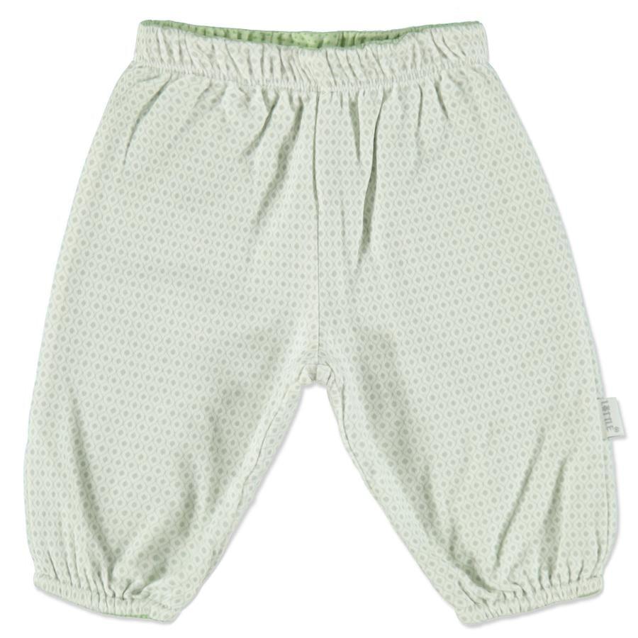 LITTLE Spodnie dwustronne, szary