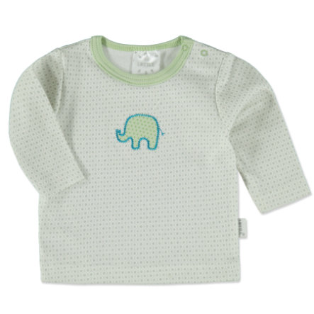 LITTLE Shirt Retro grijs olifant