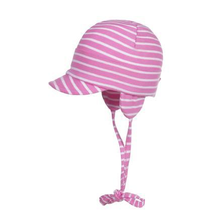 Döll Girls Schildmütze Jersey fuchsia pink