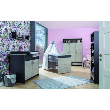 schardt chambre d 39 enfant clou armoire 3 portes. Black Bedroom Furniture Sets. Home Design Ideas