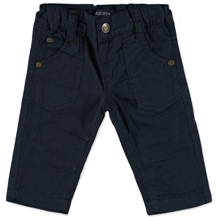 BLUE SEVEN Boys Spodnie w kolorze ciemnoniebieskim.