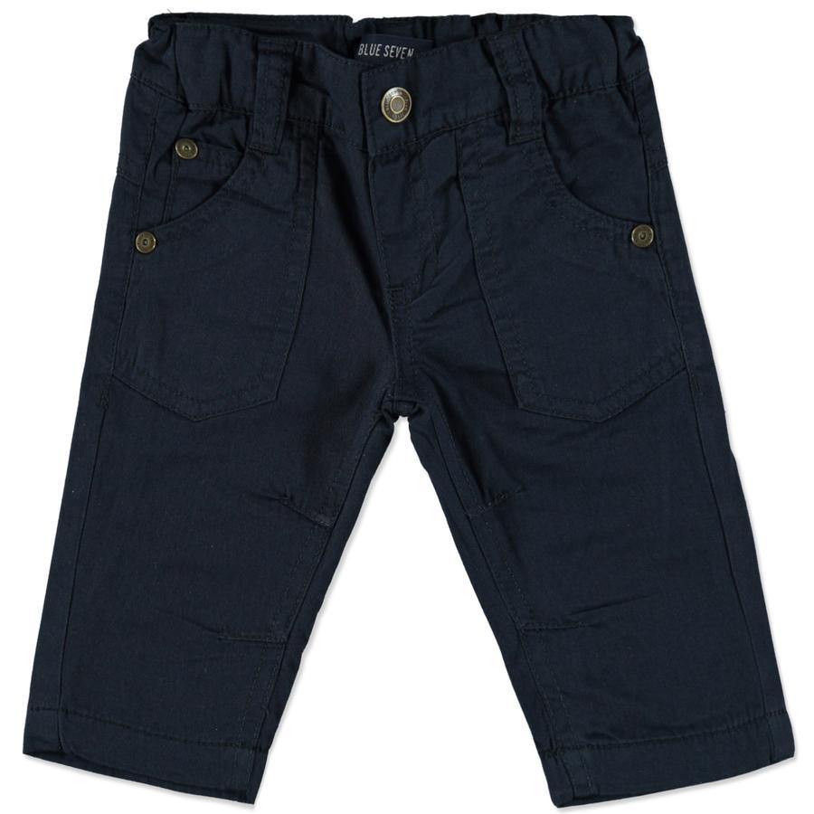 BLUE SEVEN Boys Pantaloni blu scuro