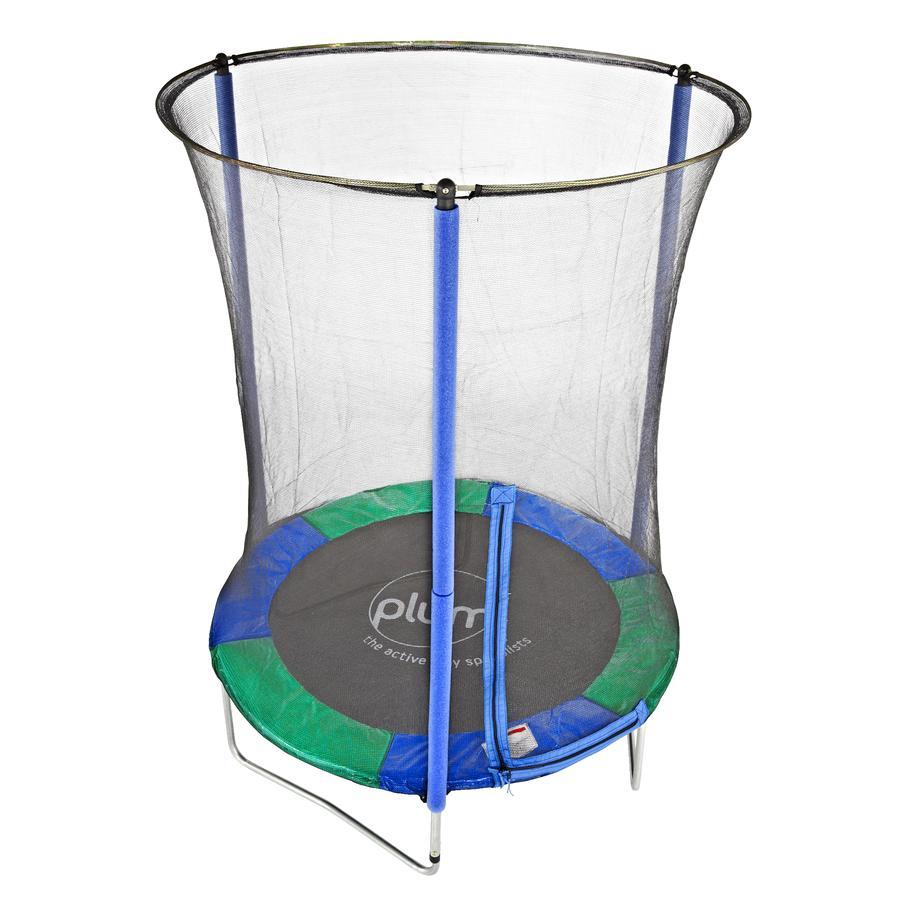 plum® Trampolin, Junior, mit Sicherheitsnetz, 140 cm