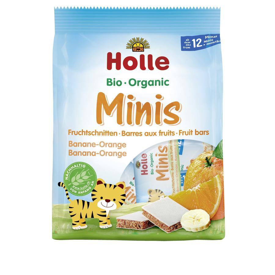 Holle Bio Minis Banane-Orange 100 g