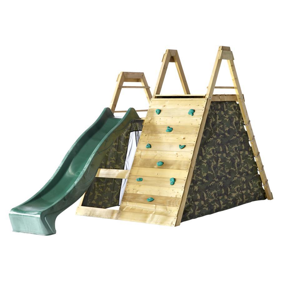 plum® Kletter Pyramide aus Holz