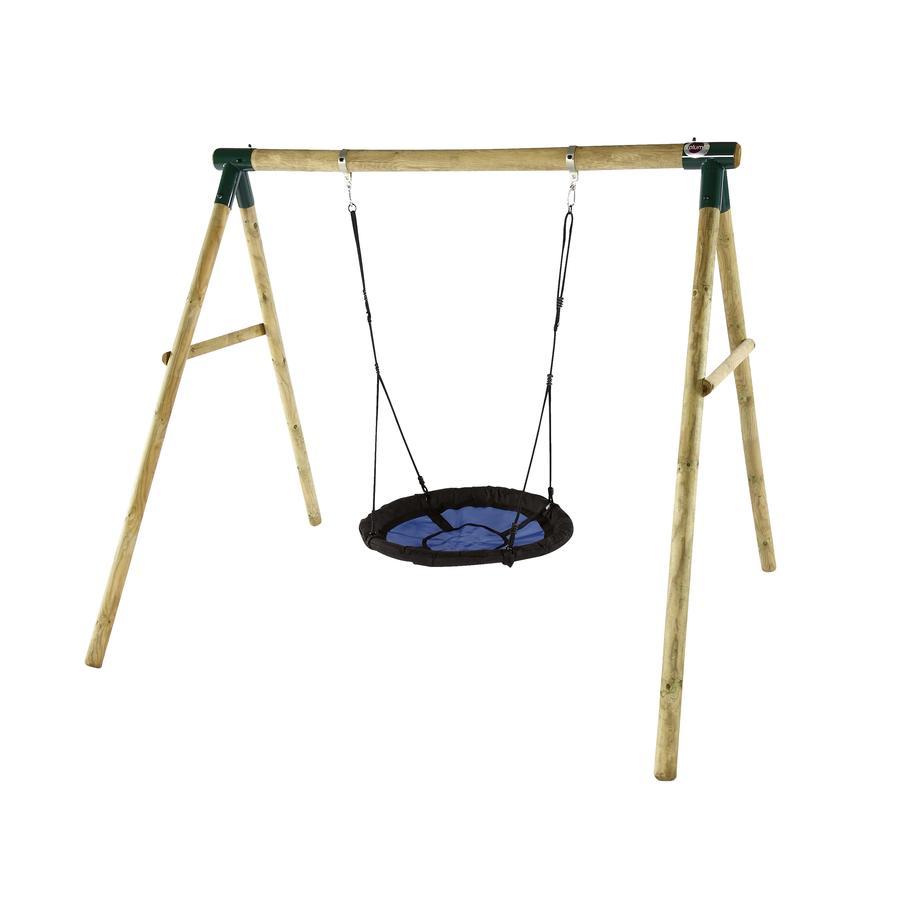 plum® Netzschaukel Spider Monkey aus Holz