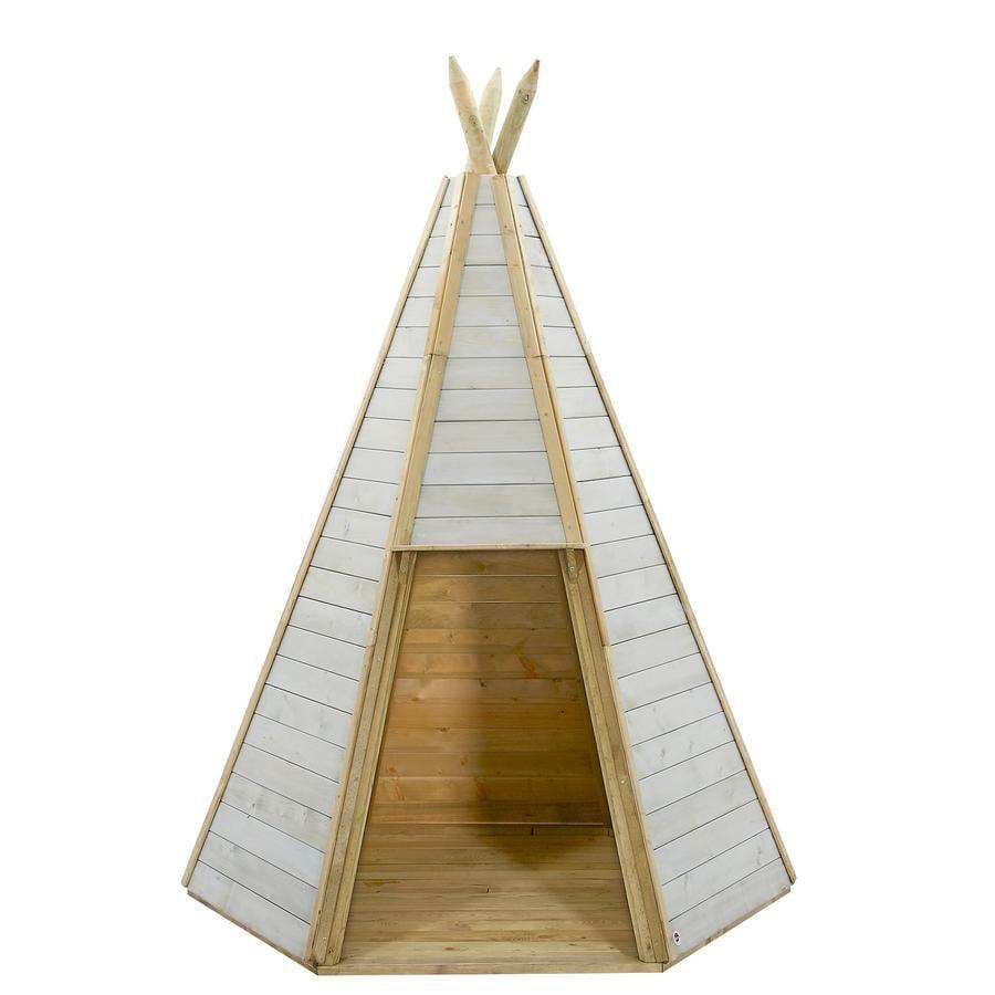 plum  ® Playhouse tipi wykonane z drewna, 230 cm