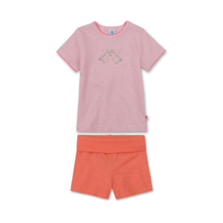 Sanetta Girl s Shorty 2 pièces orange