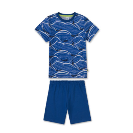 Sanetta Boys Shorty 2-teilig saphir blue