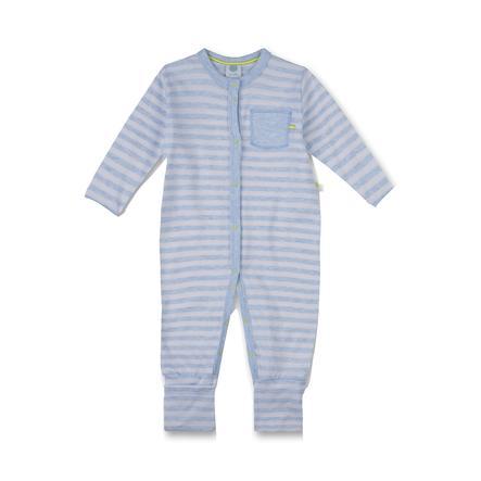 Sanetta Boys Schlafanzug blue melange
