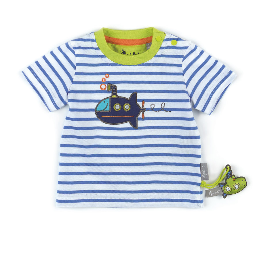 sigikid Boys T-Shirt regatta