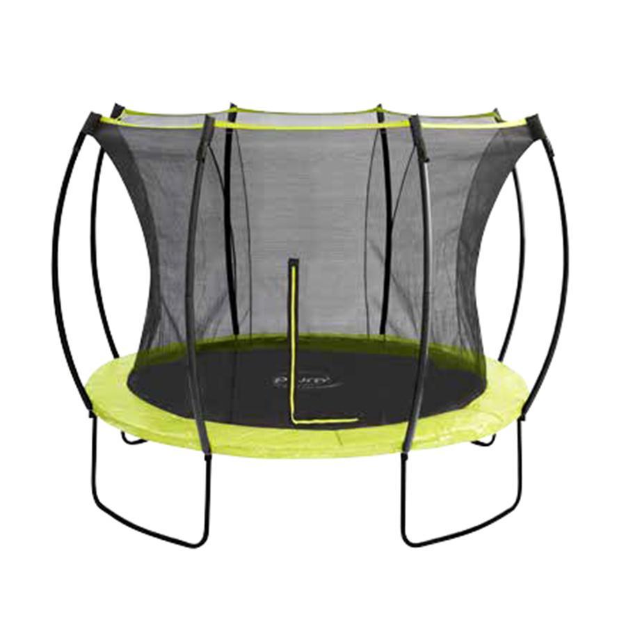 plum  ® trampolina, Colour z siatką zabezpieczającą, 305 cm
