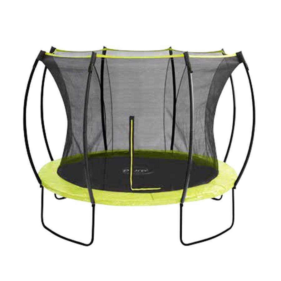 plum® Trampolin, Colour, mit Sicherheitsnetz, 305 cm