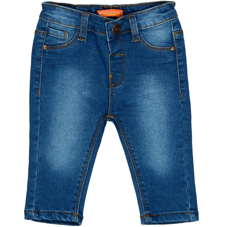 STACCATO Jeans medium blue denim