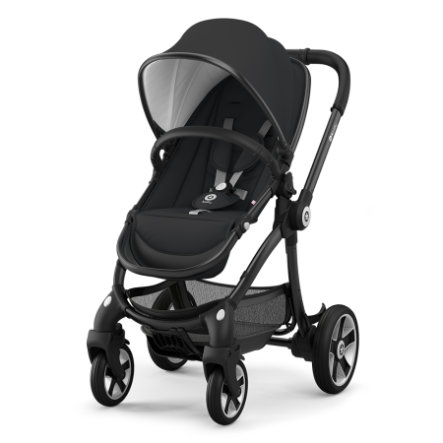 Kiddy Kinderwagen Evostar 1 Onyx Black