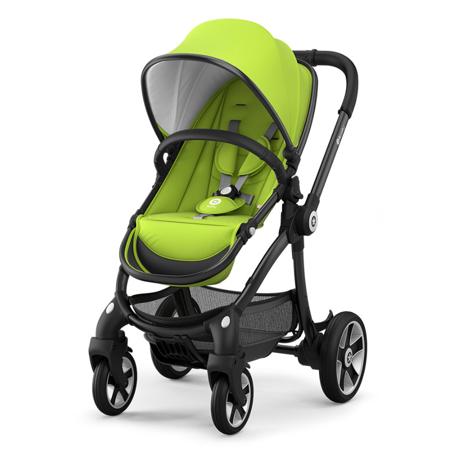 Kiddy Kinderwagen Evostar 1 Lime Green