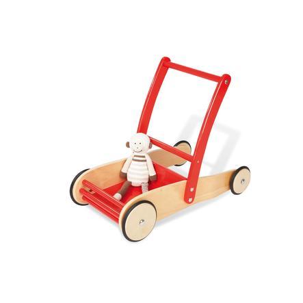 Pinolino Lauflernwagen Uli rot