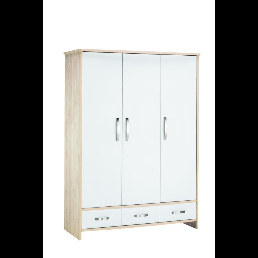 schardt kleiderschrank honey 3 t rig. Black Bedroom Furniture Sets. Home Design Ideas