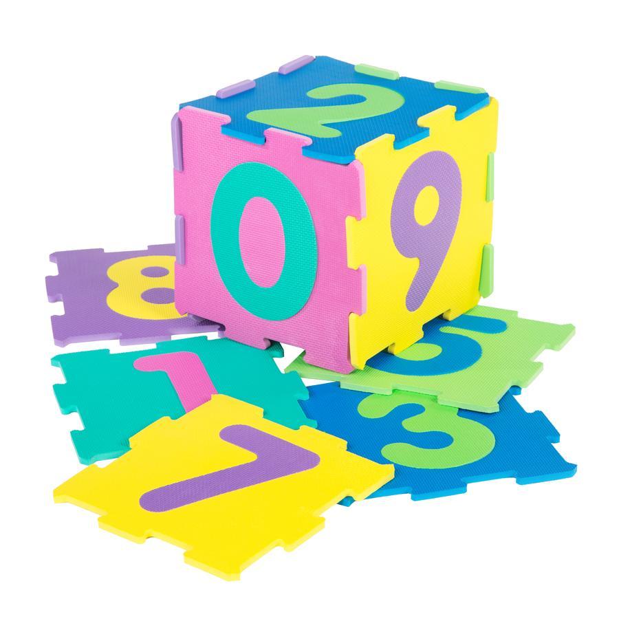 XTREM Toys and Sports - Puzzlematten-Set: Zahlen (0-9)