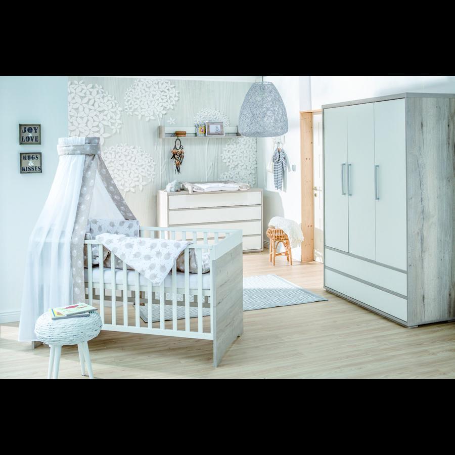 schardt chambre d 39 enfant mick extra large armoire 3. Black Bedroom Furniture Sets. Home Design Ideas