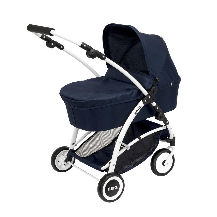 BRIO® Dukkevogn Spin - blå 24901