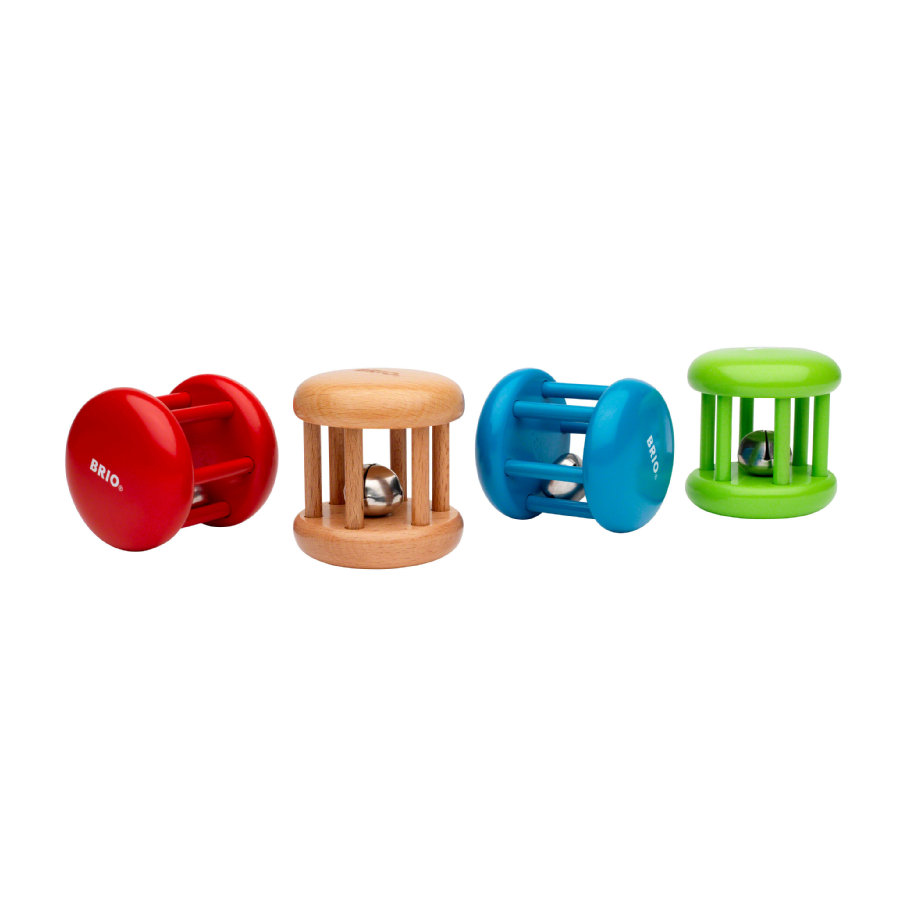 BRIO My Very First Bell Rattle - New Colors