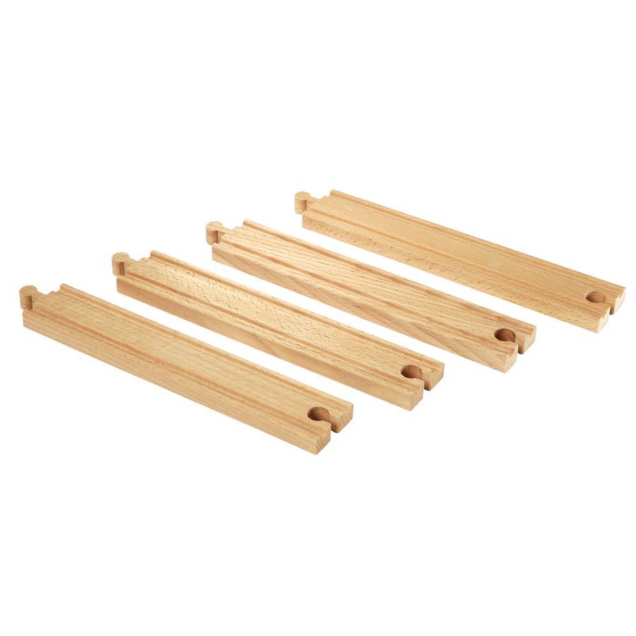 BRIO® WORLD 1/1 rette skinner (D) 33341
