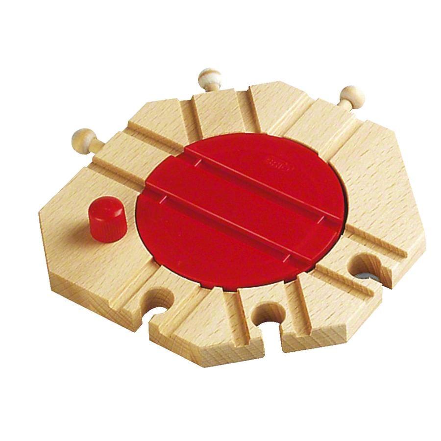 BRIO Plaque tournante mécanique