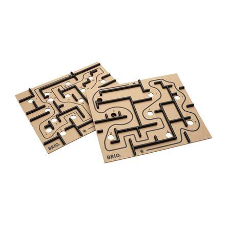 BRIO Labyrint udskiftningsplader 2 stk.