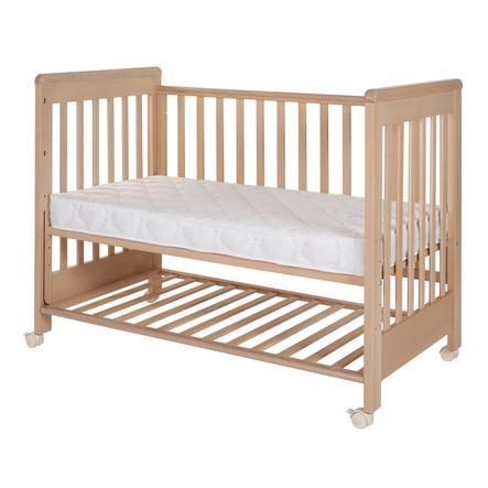 Treppy® Babyseng Dreamy Plus 2 natur 60 x 120 cm